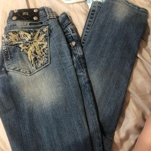 Size 27 miss me jeans
